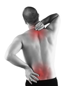 Most Common Back Injuries Due to Car Accidents