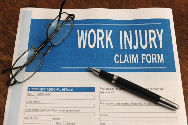 Workers Compensation Claim Glen Burnie